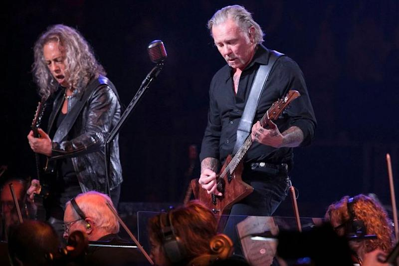Concert Film Review: Metallica's S&M2 Is a Celebration of the Band ...