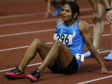 Dutee Chand speaks out against IAAF's testosterone criteria, says female athletes are subjected to more regulation than men