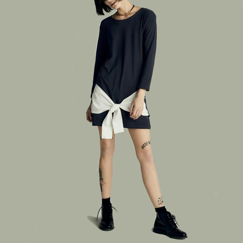 """<a rel=""""nofollow noopener"""" href=""""https://fairclothsupply.com/collections/brixton-18/products/tie-dress"""" target=""""_blank"""" data-ylk=""""slk:The Smartie Dress, Faircloth Supply, $135This comfy sweater dress is not only the easiest throw-on for cool beach days and summer travel, but also an ideal transitional piece that can be worn well into the fall. We're into it."""" class=""""link rapid-noclick-resp"""">The Smartie Dress, Faircloth Supply, $135<p>This comfy sweater dress is not only the easiest throw-on for cool beach days and summer travel, but also an ideal transitional piece that can be worn well into the fall. We're into it.</p> </a>"""