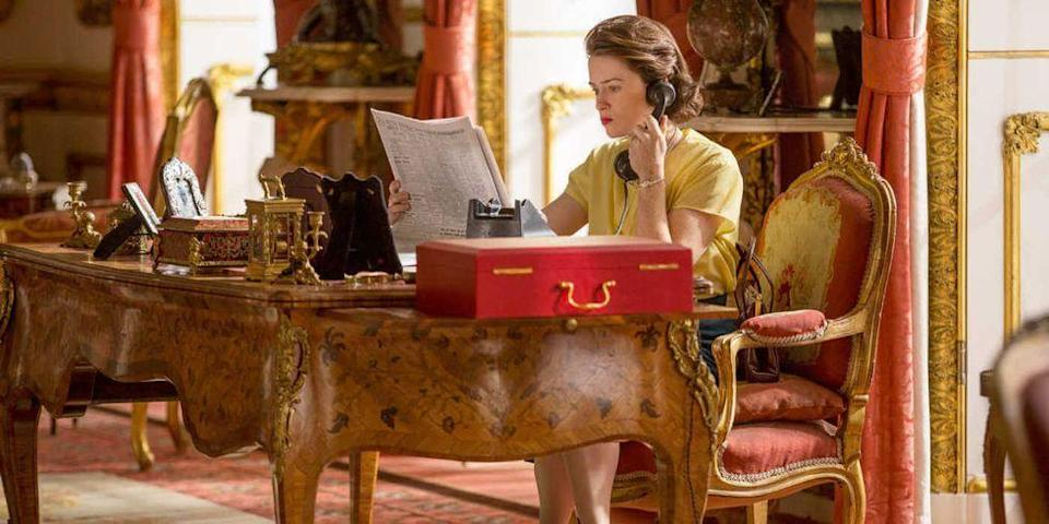"<p><em>The Crown</em> made a name for itself during its first two seasons for its lavishly gorgeous sets and sky-high production budget. In Season 3, the show's recreated Buckingham Palace is getting an upgrade. </p><p>Left Bank, the production company behind the show, requested more studio space for its sets at <a href=""http://www.elstreestudios.co.uk/film-tv/the-crown/"" rel=""nofollow noopener"" target=""_blank"" data-ylk=""slk:Elstree Studios"" class=""link rapid-noclick-resp"">Elstree Studios</a>. </p><p>According to <a href=""http://variety.com/2018/tv/news/netflix-left-bank-buckingham-palace-10-downing-street-1202786269/"" rel=""nofollow noopener"" target=""_blank"" data-ylk=""slk:Variety"" class=""link rapid-noclick-resp""><em>Variety</em></a>, Left Bank specifically ""sought planning permission for a new Buckingham Palace main gates and exterior, including the iconic balcony on which the royals stand at key moments. The Downing Street plans show a new Number 10 and the road leading up to the building itself. The sketches for the new work, seen by <em>Variety</em>, show an aerial view of Downing Street with a Rolls Royce pulling up outside Number 10.""</p>"