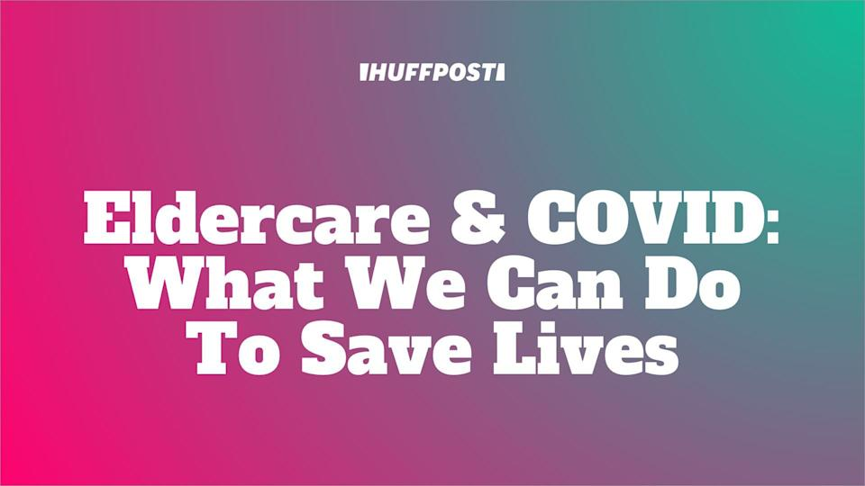 HuffPost will host a virtual event on eldercare and COVID-19 on Thursday, Sept. 24. (HuffPost)
