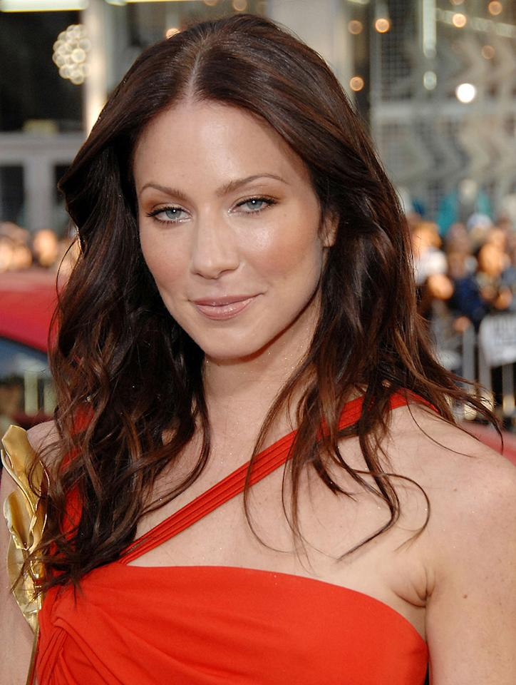 """<a href=""""http://movies.yahoo.com/movie/contributor/1807577712"""">Lynn Collins</a> at the Los Angeles premiere of <a href=""""http://movies.yahoo.com/movie/1808665084/info"""">X-Men Origins: Wolverine</a> - 04/28/2009"""