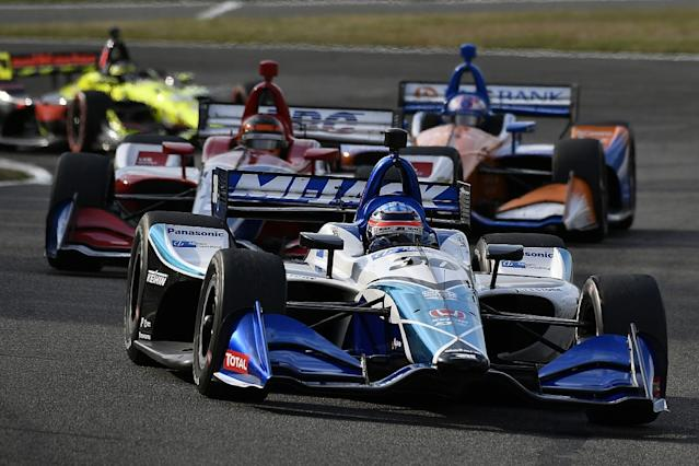 Winner Sato: Late mistake gave me heart attack