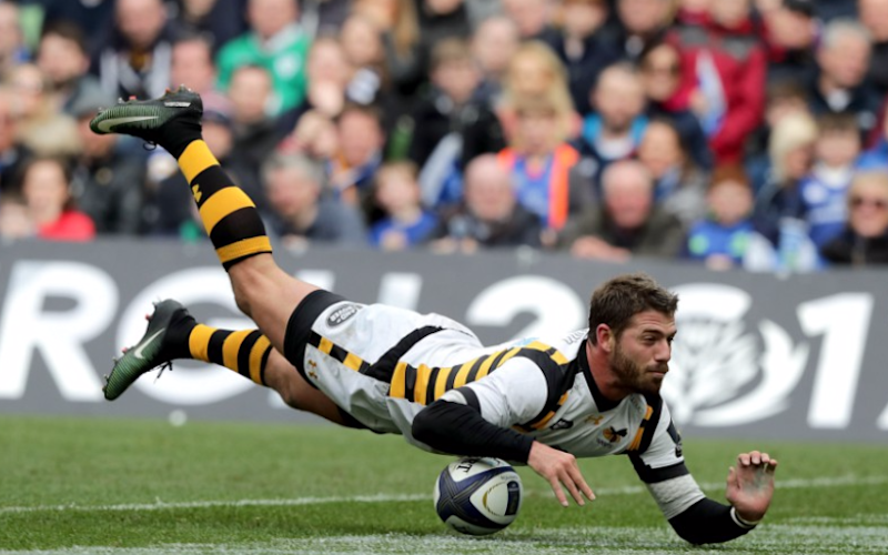 Willie Le Roux - Credit: Getty Images