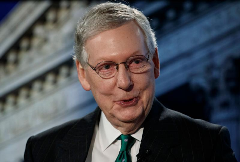 McConnell is trying to leave a lifetime conservative legacy through judicial appointments: Today's talker