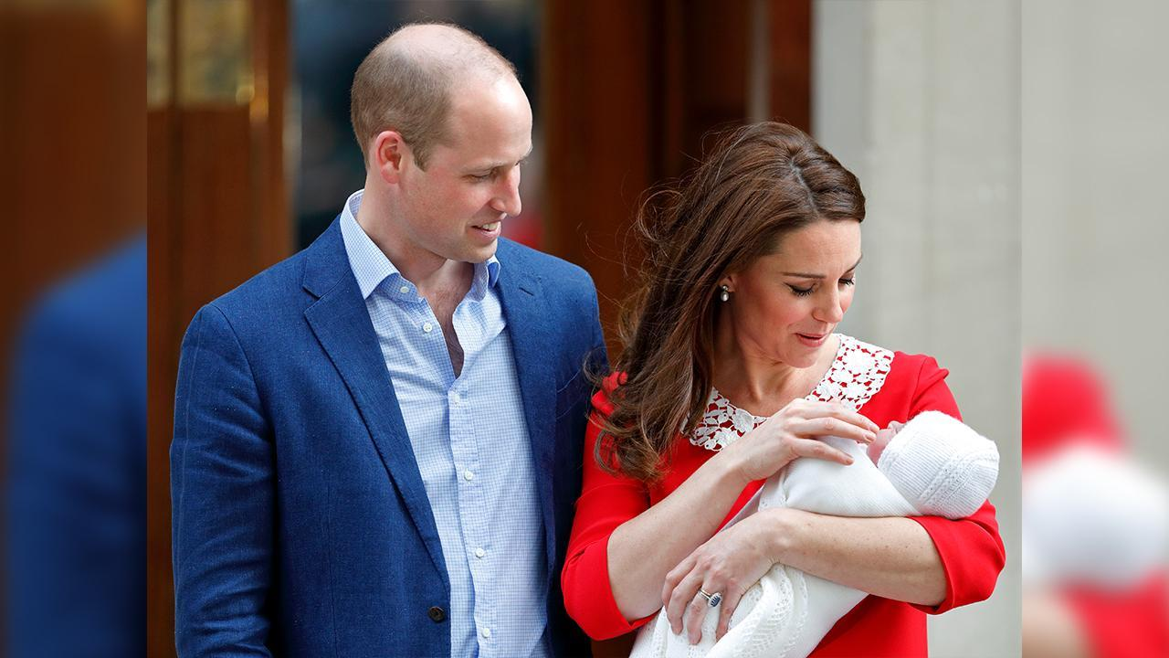 Prince William and Kate Middleton have welcomed their third child, a baby boy, and he's already receiving royal fanfare