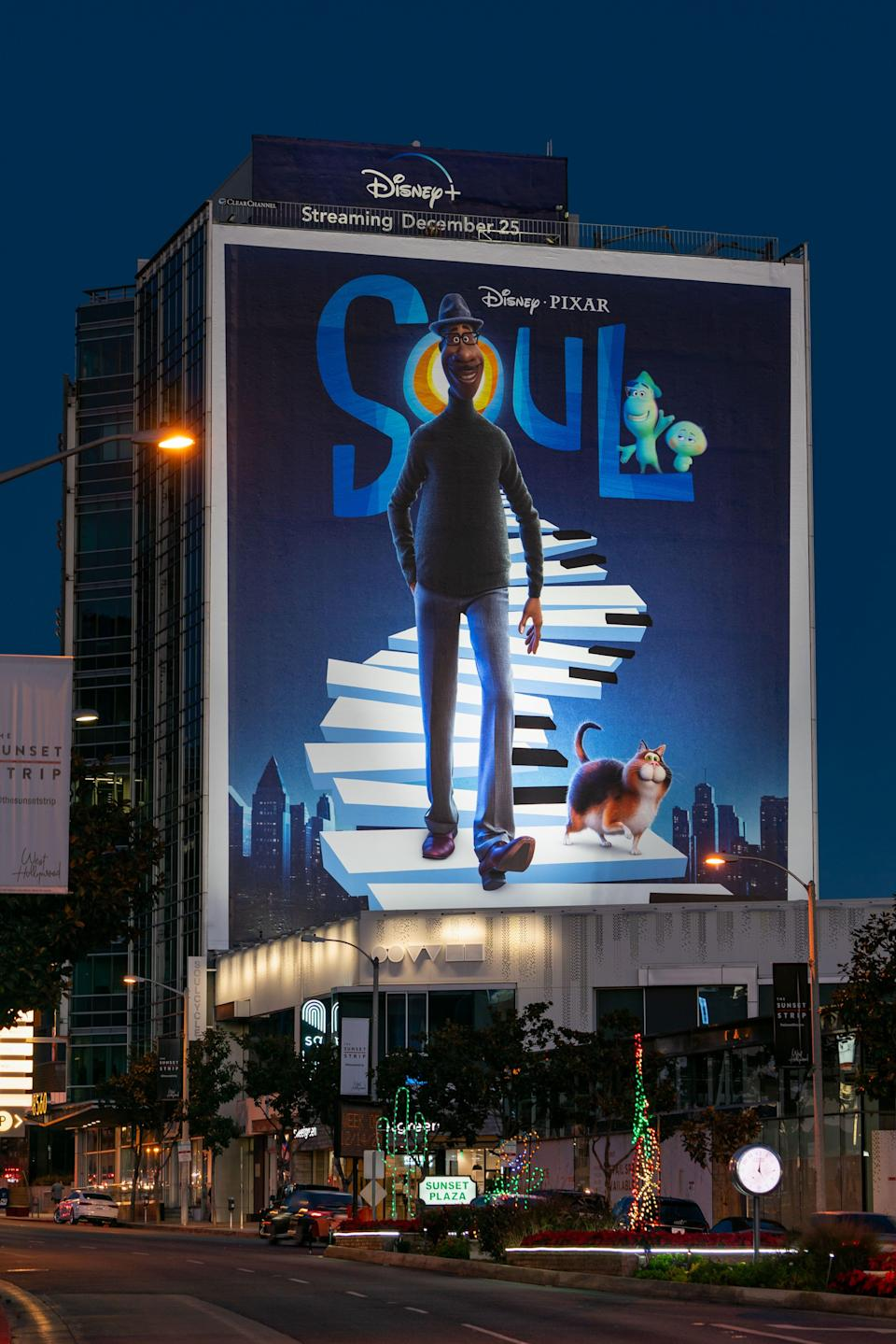 Soul skyscraper ad AaronP Bauer Griffin GC Images Getty