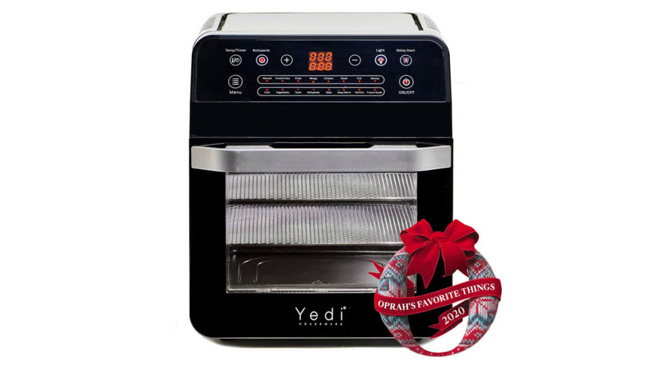 Yedi Total Package Air Fryer Oven XL (Photo: Amazon)