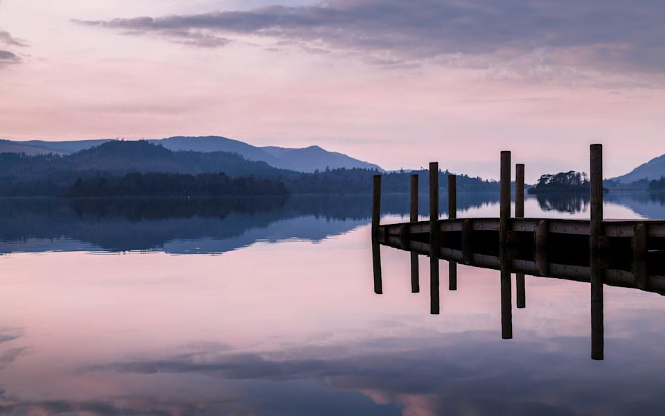 Coniston Water - Getty