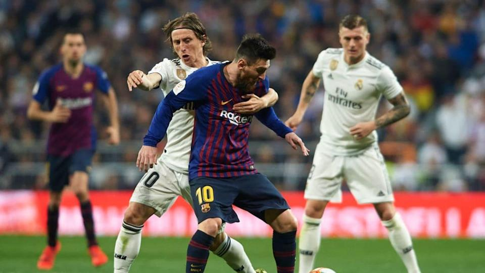 Real Madrid v FC Barcelona - Copa del Rey Semi Final: Second Leg | Quality Sport Images/Getty Images