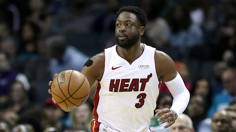 The NBA should fine the Heat! - Brooks says Wade is too good to retire