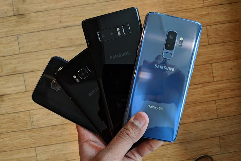 What the (Galaxy) F? Samsung leak causes phone-naming ...