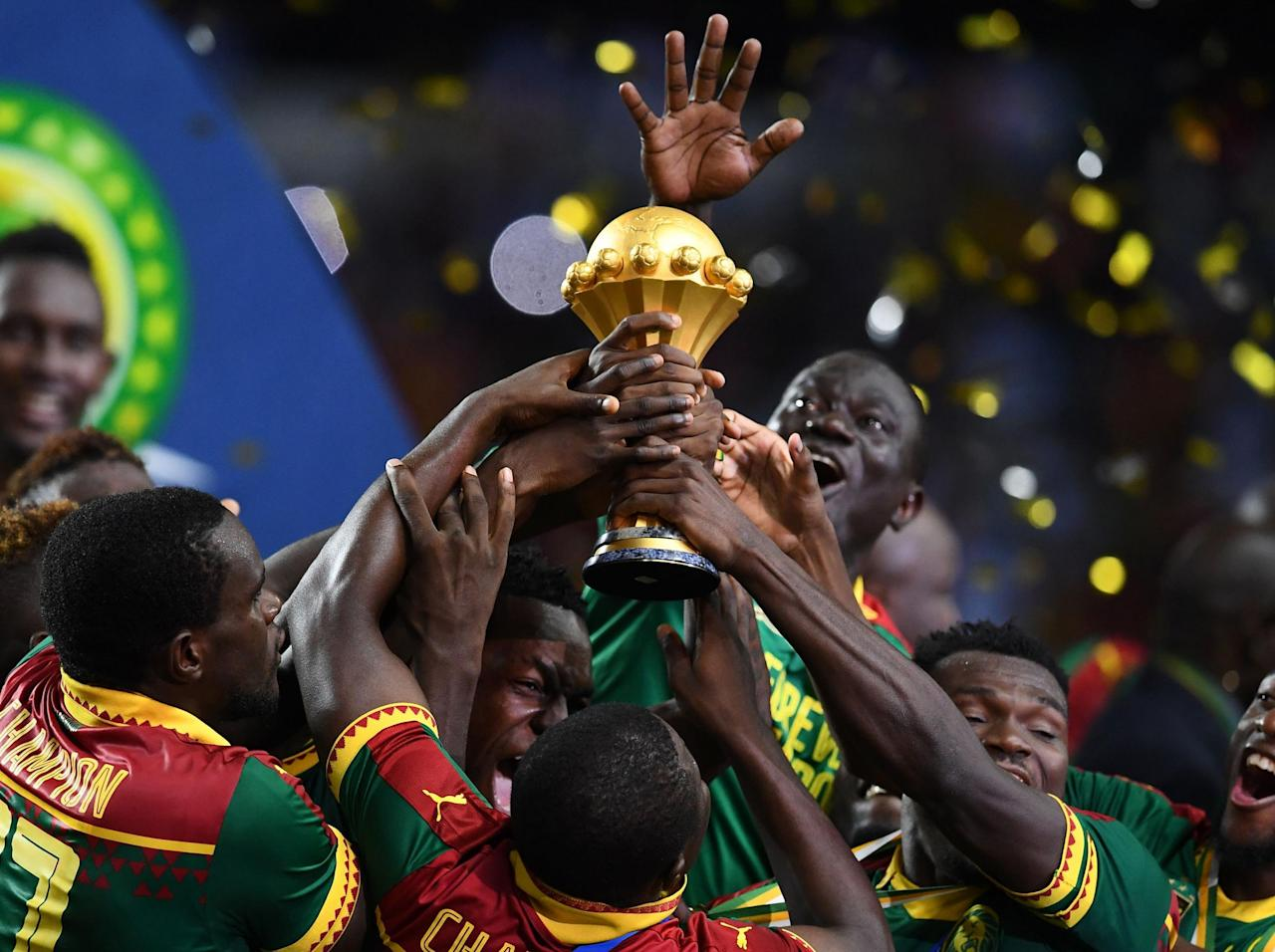 African Cup of Nations finally moved away from mid-season and expanded from 16 to 24 teams