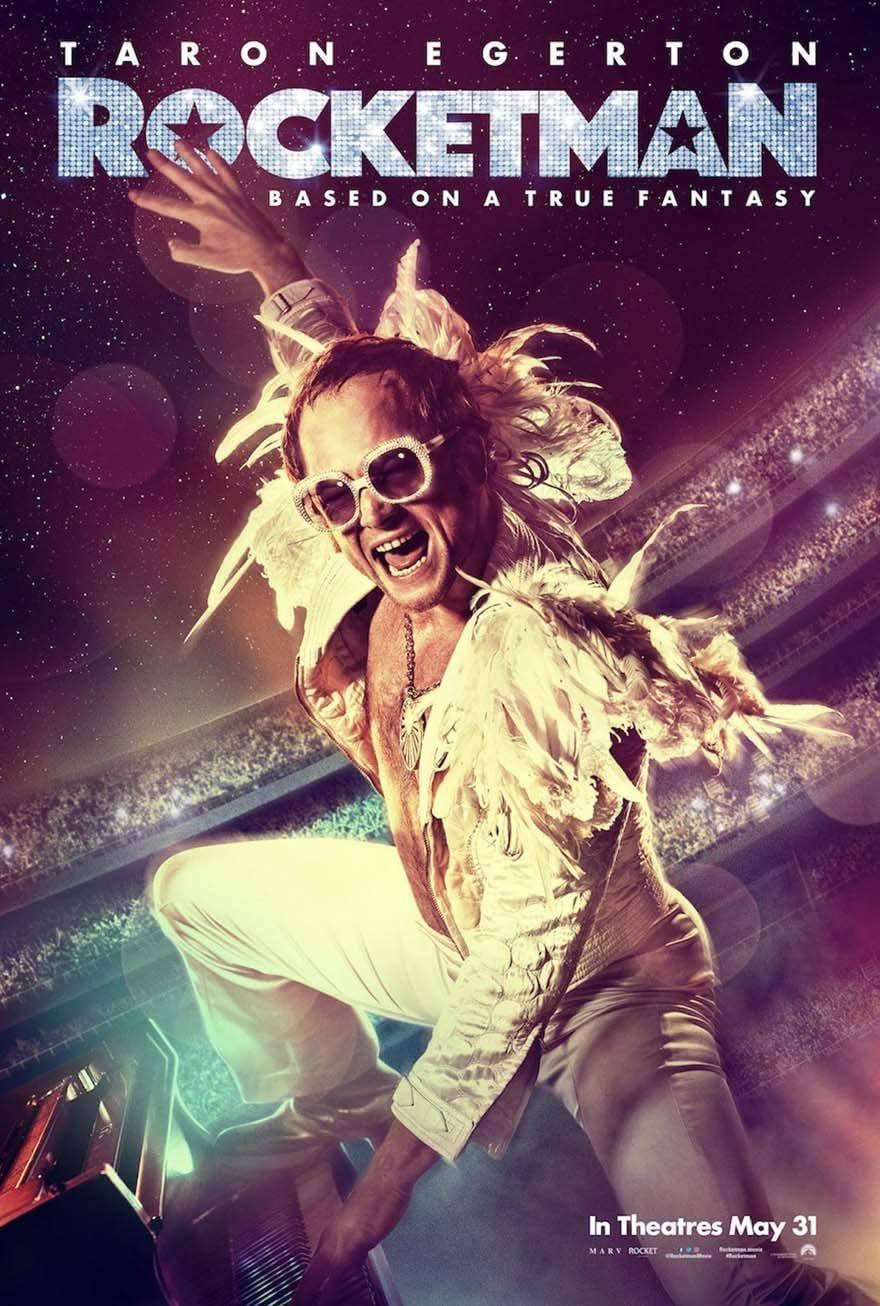 """<p>Working with the music of Elton John gave <em>Rocketman </em>an unfair advantage, but Dexter Fletcher's film still had to live up to the madcap creativity and infectiousness of John's best work. Thanks in large part to a committed Taron Egerton performance, it does. The must-see moments include <a href=""""https://www.youtube.com/watch?v=IAePZ3OFJrE&list=PLs2Dd2bBeAFCWZDtmVNNMfrXSS97Zd3tq&index=5"""" rel=""""nofollow noopener"""" target=""""_blank"""" data-ylk=""""slk:&quot;Your Song,&quot;"""" class=""""link rapid-noclick-resp"""">""""Your Song,""""</a> and, naturally, <a href=""""https://www.youtube.com/watch?v=YiQW50BMdSU&list=PLs2Dd2bBeAFCWZDtmVNNMfrXSS97Zd3tq&index=12"""" rel=""""nofollow noopener"""" target=""""_blank"""" data-ylk=""""slk:&quot;Rocket Man.&quot;"""" class=""""link rapid-noclick-resp"""">""""Rocket Man.""""</a></p><p><a class=""""link rapid-noclick-resp"""" href=""""https://www.amazon.com/Rocketman-Taron-Egerton/dp/B07S7S37J4?tag=syn-yahoo-20&ascsubtag=%5Bartid%7C10072.g.27734413%5Bsrc%7Cyahoo-us"""" rel=""""nofollow noopener"""" target=""""_blank"""" data-ylk=""""slk:WATCH NOW"""">WATCH NOW</a></p>"""
