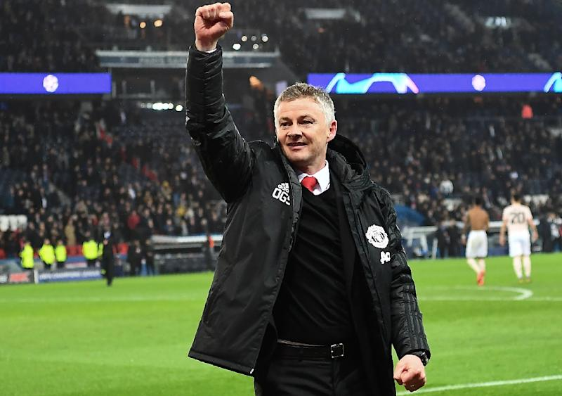 f61e98705 Champions League chase leaves Man Utd little time to bask in PSG glory