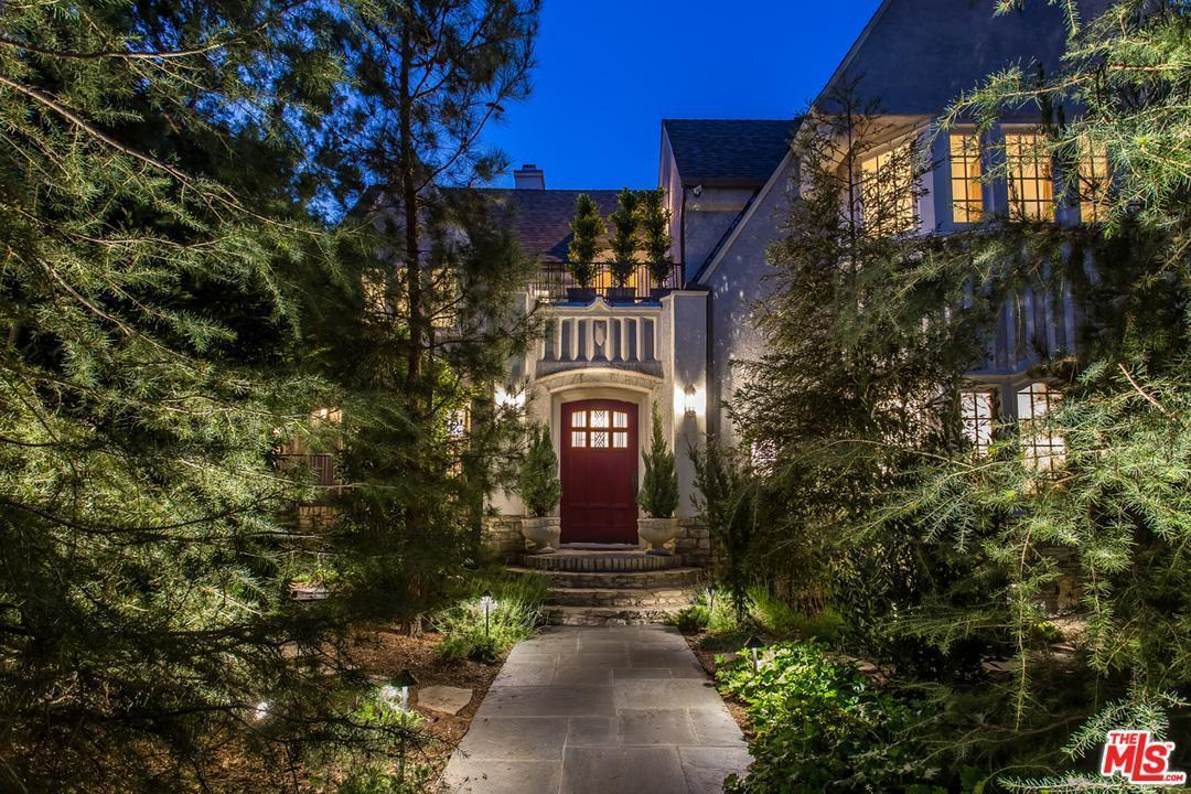 <p>US musician, producer and songwriter Moby has spent two years renovating and refitting the mansion in the exclusive Los Feliz suburb of Los Angeles. (Redfin/MLS) </p>