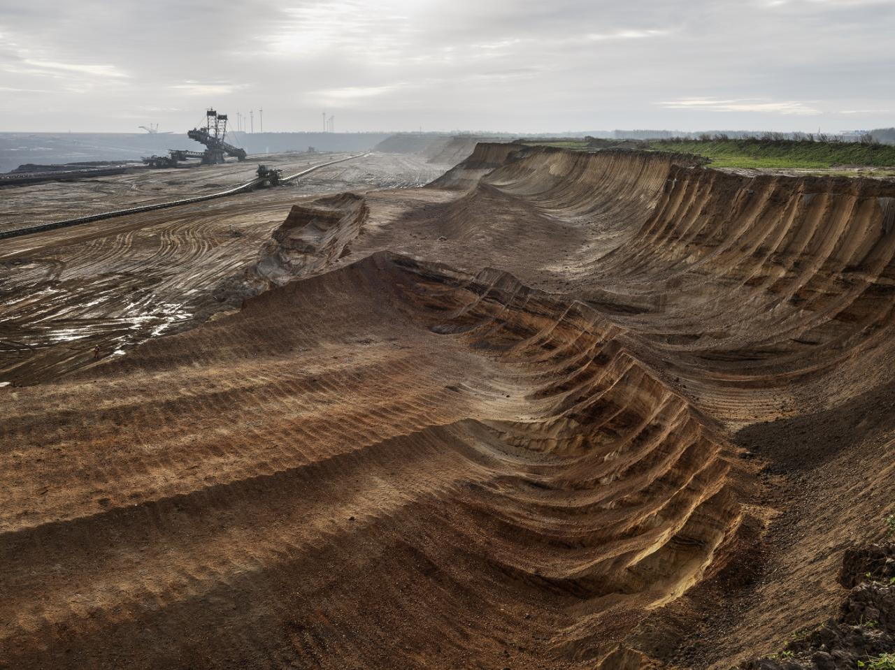 <p>Edward Burtynsky, Coal Mine #1, North Rhine,<br />Westphalia, Germany, 2105. Pigment inkjet print,<br />58 ½ x 78 inches. Courtesy of the artist and<br />Nicholas Metivier Gallery, Toronto. © Edward<br />Burtynsky, 2017. </p>