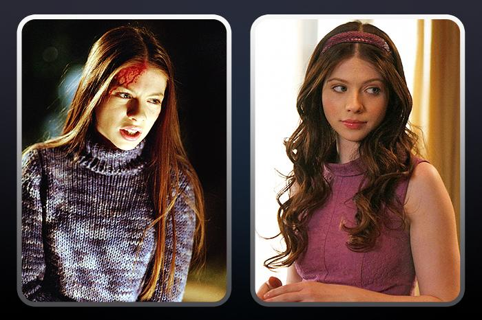 """<a href=""""/michelle-trachtenberg/contributor/35548"""">Michelle Trachtenberg</a>  (""""Dawn Summers"""") — THEN: Dawn was sent to be Buffy's little sister, but is of mystical origins disguised as a human to hide the Key. She later joins the Scooby Gang. // NOW: She starred in the short-lived """"<a href=""""/mercy/show/44717"""">Mercy</a>,"""" but is best known for her role as Georgina Sparks, the manipulative antagonist on """"<a href=""""/gossip-girl/show/40313"""">Gossip Girl</a>."""""""