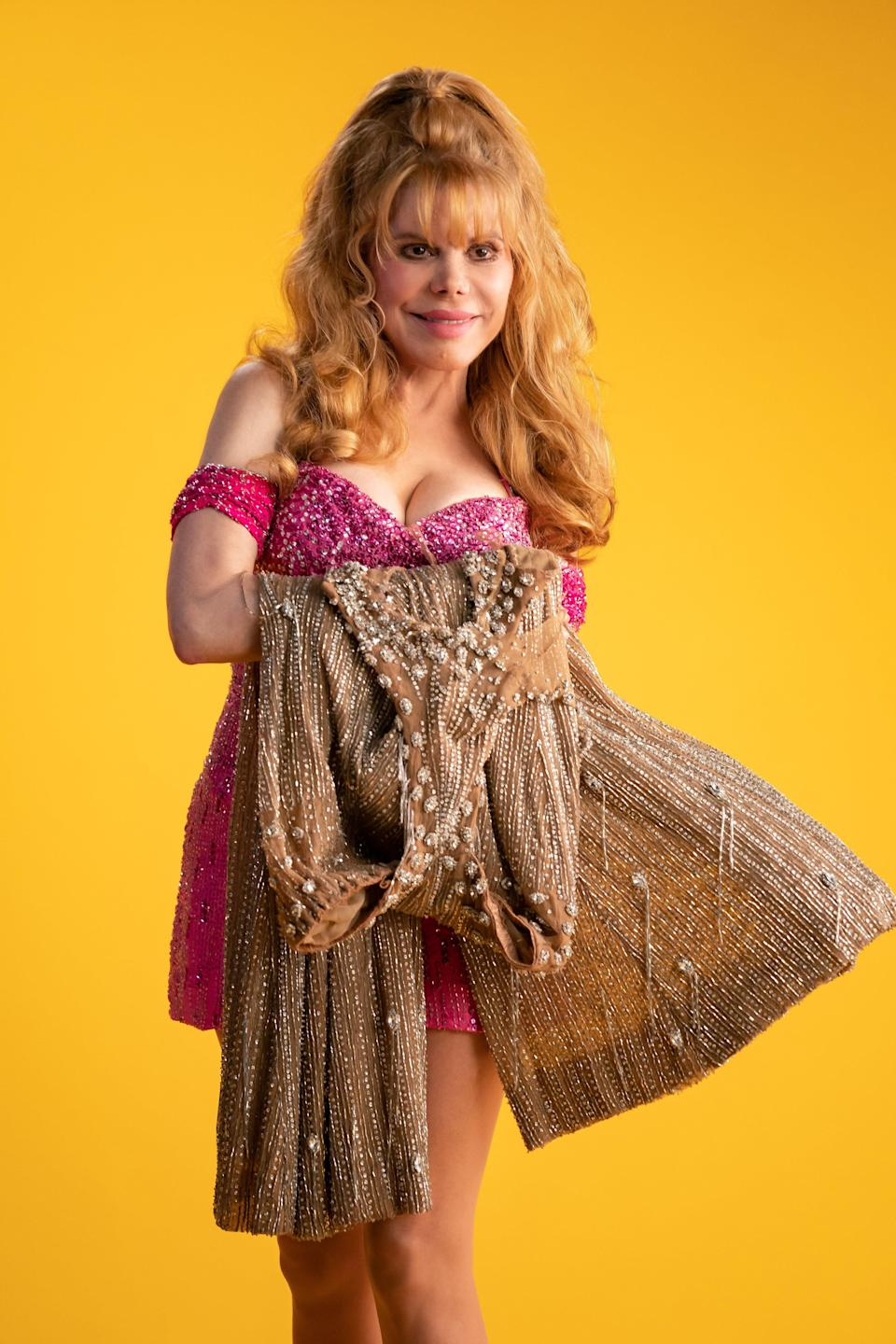 Charo in Worn Stories