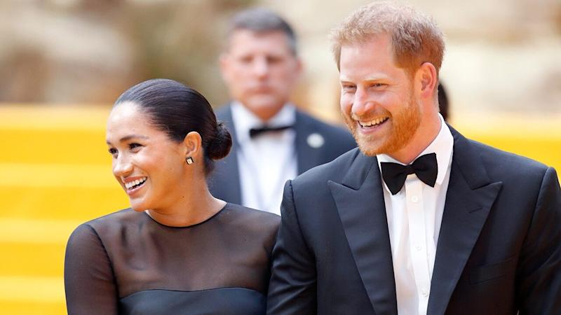 Meghan Markle and Prince Harry Share Touching Princess Diana Quote About Kindness