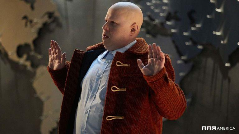 Here we can see Nardole, again from the above-referenced exchange. It's perhaps interesting that much of the released material of Nardole seems to have him limited to just a few locations - indicating perhaps he doesn't have a lengthy part in the special?