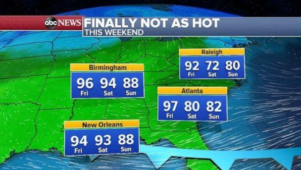 PHOTO: Not as hot (ABC News)