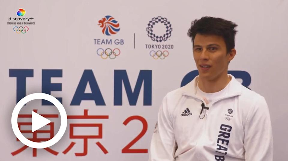 TOKYO 2020 - 'I KNOW I CAN COMPETE' - JOE CHOONG LOOKS TO IMPRESS ON THE OLYMPIC STAGE