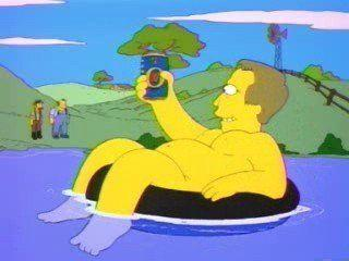 One of the show's earliest controversies came when the family took a trip Down Under, after Bart inadvertently manages to offend the entire nation of Australia with a prank he pulled.<br /><br />Unfortunately, life ended up imitating art when Australian people took offence over the portrayal of their country, and The Simpsons even ended up being condemned by the Australian Parliament over the episode.