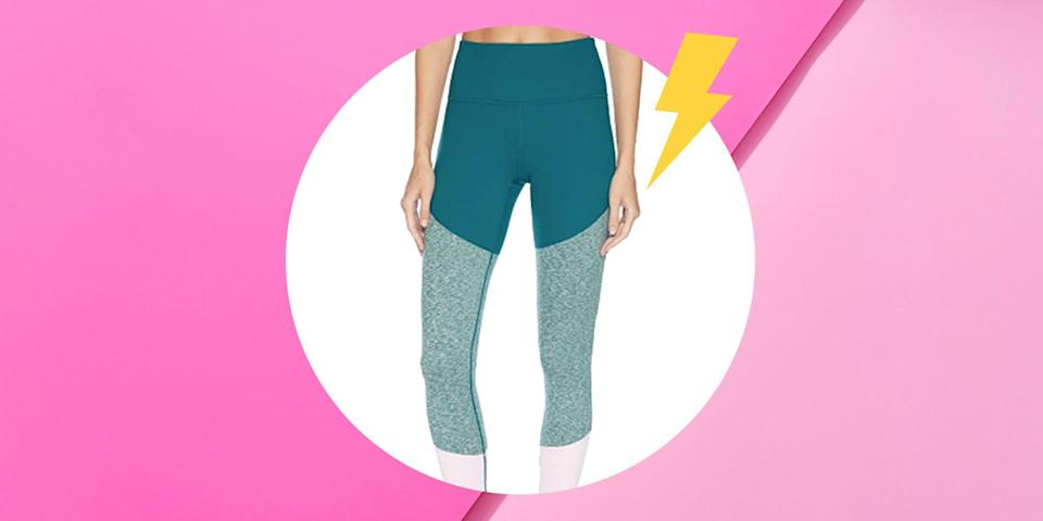 """<p>There's no shortage of <a href=""""https://www.womenshealthmag.com/fitness/g27822012/best-black-leggings/"""" rel=""""nofollow noopener"""" target=""""_blank"""" data-ylk=""""slk:stylish legging brands"""" class=""""link rapid-noclick-resp"""">stylish legging brands</a> to choose from these days, but if you're on a budget, there's one inexpensive activewear label in particular that the internet's been abuzz with recently: <strong><a href=""""https://www.amazon.com/stores/page/018EAB3A-7528-4377-9BF2-DE47F7DB73BB?tag=womenshealth-auto-20&ascsubtag=%5Bartid%7C2140.g.34274597%5Bsrc%7Carb%5Bch%7C%5Blt%7C"""" rel=""""nofollow noopener"""" target=""""_blank"""" data-ylk=""""slk:Core 10"""" class=""""link rapid-noclick-resp"""">Core 10</a>.</strong> </p><p>Surprisingly, the label is one of Amazon's private brands and while the exact moment Amazon became so good at making leggings remains unknown, legions of shoppers have clearly caught on. Pairs consistently sell out and some leggings even boast hundreds of reviews. The brand's appeal is crystal clear as their leggings hit the trifecta: they're comfy, stylish <em>and </em>affordable.</p><p>While Prime Day 2020 has come and gone, it's worth noting that most pairs always retail for under $50, and some pairs even remain on sale for less than $30 right now. Ahead, we've rounded up our favorite styles to shop now.</p>"""