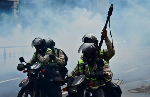 Venezuela protest toll rises after night of violence