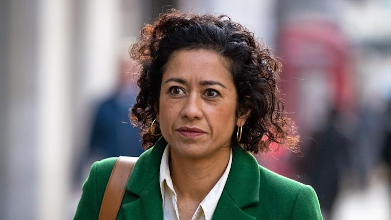 BBC faces more equal pay cases as Samira Ahmed wins tribunal victory