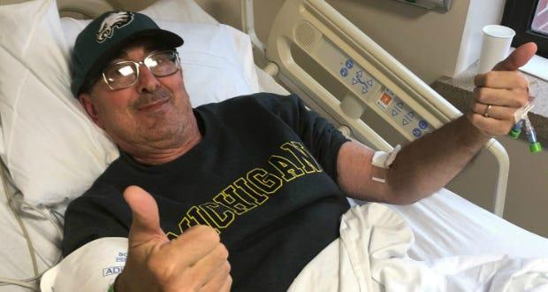Carl Goldman was diagnosed with the coronavirus about two hours after Americans were evacuated from the Diamond Princess.