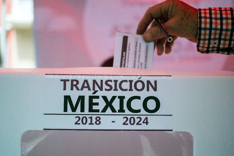 Mexico's president-elect to scrap $13bn airport project