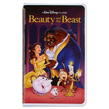 """<p>The """"black diamond"""" VHS versions of classic movies like <em>Beauty and the Beast</em> are notoriously rare and sell for SO MUCH MONEY. In fact, there's a bundle on eBay right now going for <a href=""""https://www.ebay.com/itm/RARE-LOT-BLACK-DIAMOND-VHS-COLLECTIONS-INCL-Beauty-and-the-Beast-VHS-1992/292631611807?epid=3180313&hash=item442234099f:g:ZQ8AAOSwYF9bP8JF"""" rel=""""nofollow noopener"""" target=""""_blank"""" data-ylk=""""slk:$150k"""" class=""""link rapid-noclick-resp"""">$150k</a>. I swear to god, my parents better have kept these.</p>"""