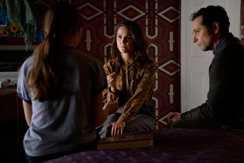 The Americans Recap: The Talk