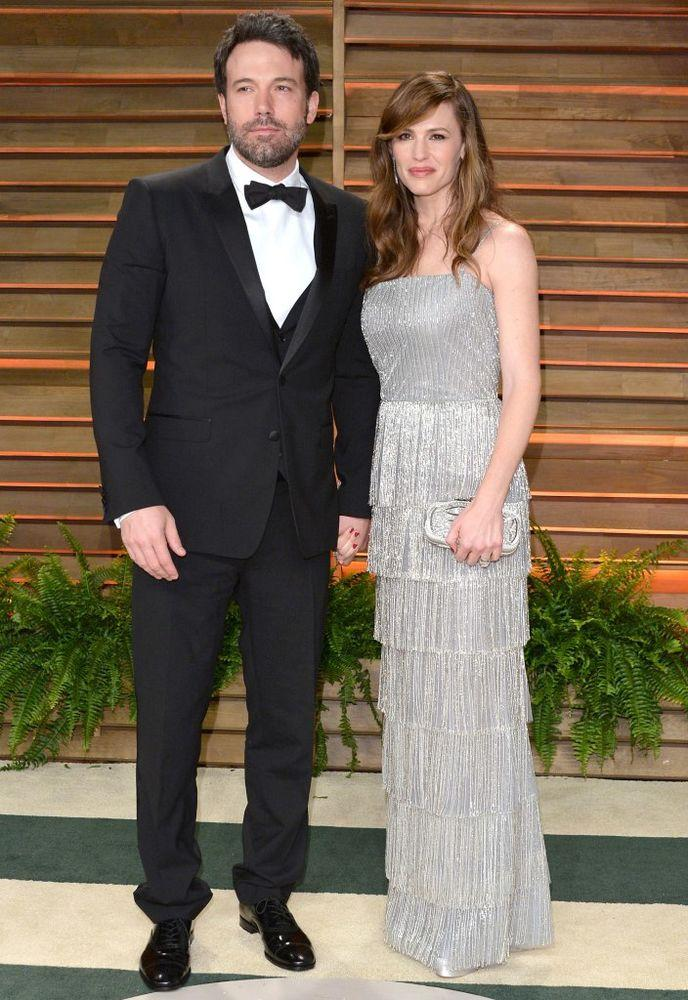 Ben Affleck and Jennifer Garner in 2014