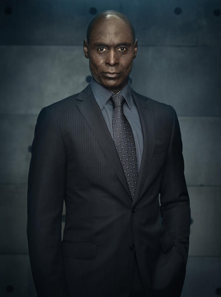 "Lance Reddick returns as Agent Phillip Broyles in Season Five of ""Fringe."""
