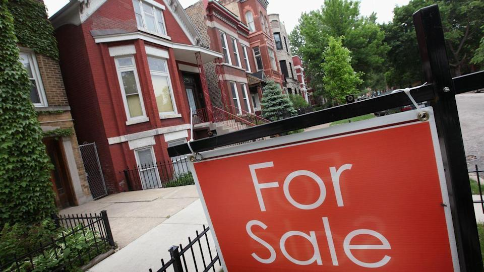 Is there a housing bubble in the U.K.? Data on mortgage approvals and a report from the government next week on the effects of its house-buying support program should offer some clues. Meanwhile in the U.S., worries about a slowdown in the housing market are growing. Photo: Getty Images