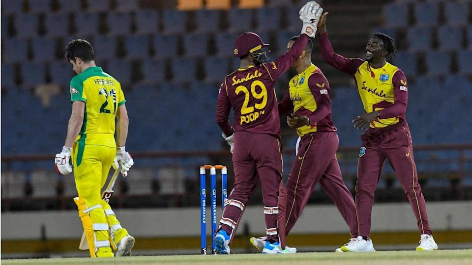 Clinical West Indies trounce Australia in 2nd T20I: Records broken