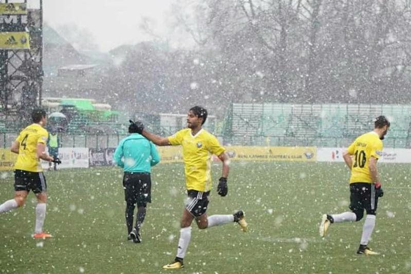 I-League 2019-20: Srinagar Airport 'Inoperative', Real Kashmir FC's Next 2 Games Cancelled