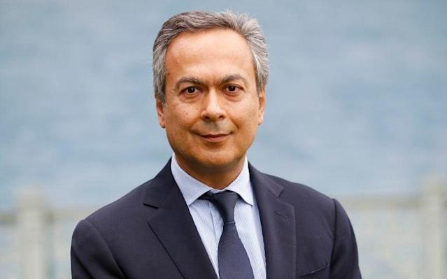 <span>Billionaire Farhad Moshiri invested in the club just over a year ago</span>