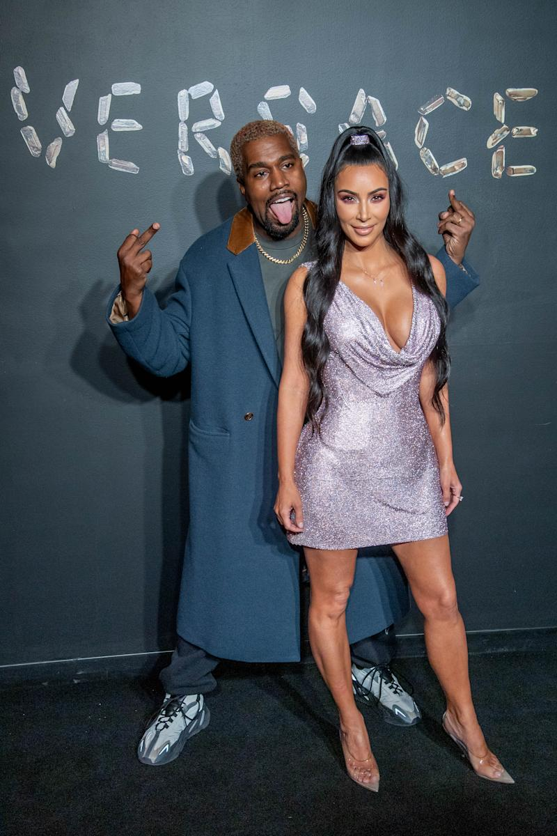 "Kanye's own family is reportedly ""very concerned"" for him with reports suggesting he's ""in the middle of a serious bipolar episode"". Photo: Getty"