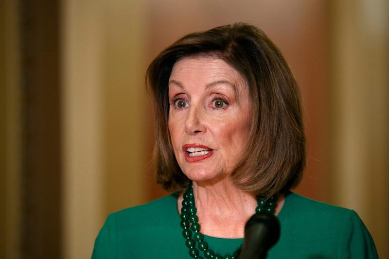 Nancy Pelosi to join group of lawmakers for McAllen migrant detention facility visit