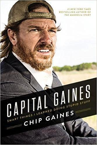 Chip Gaines book