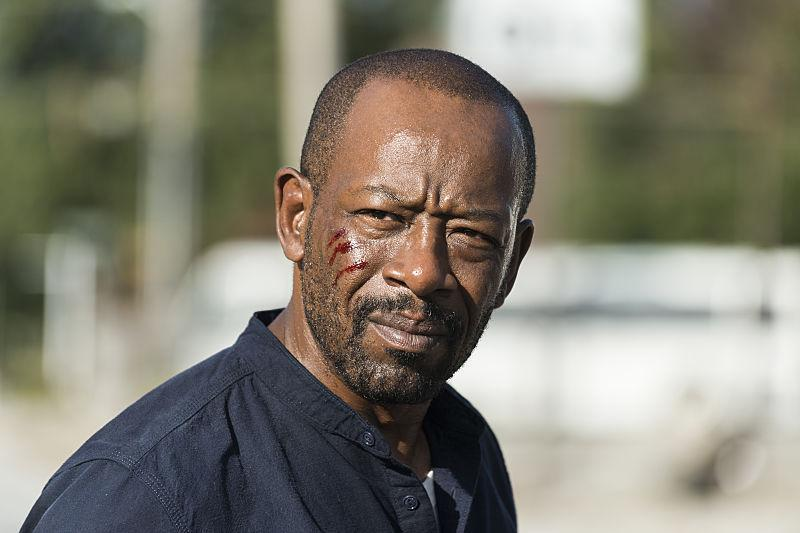 Lennie Jame as Morgan Jones in 'The Walking Dead'