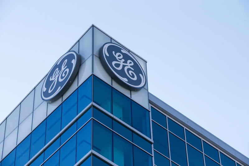 GE booted from the blue-chip Dow Jones index