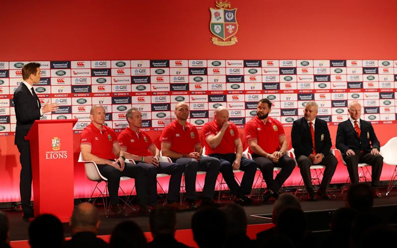 Lions - Credit: Getty Images
