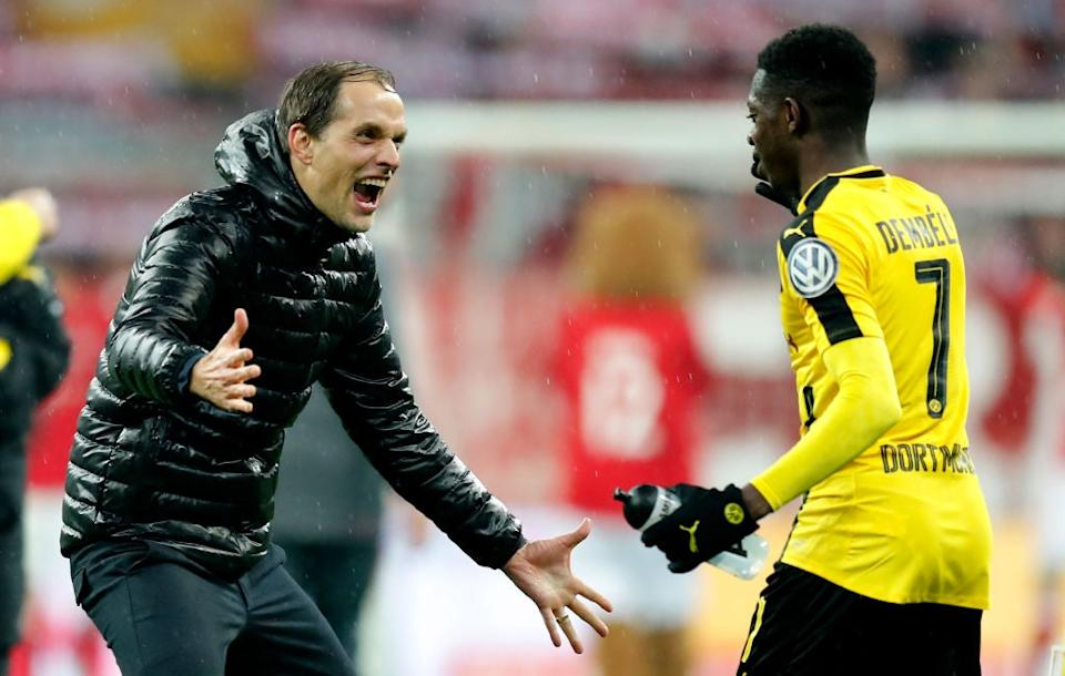 Tuchel got the best out of Dortmund's young playersBongarts/Getty Images