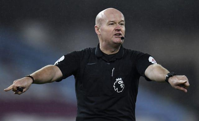 Lee Mason was the VAR for both of the decisions taken by Mike Dean.