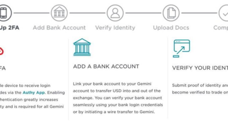 How to buy bitcoin with Gemini